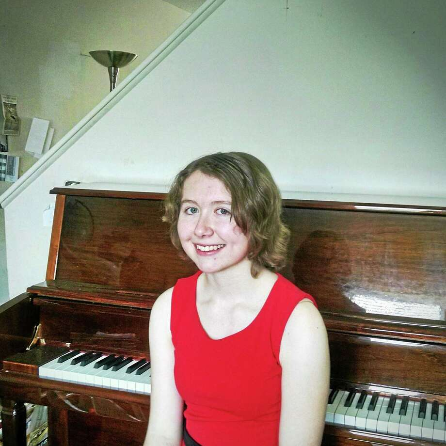 Contributed photo Rachel Inman, a junior at Torrington High School, will perform a recital May 30 at 4 p.m. at First Congregational Church in Torrington. Photo: Journal Register Co.