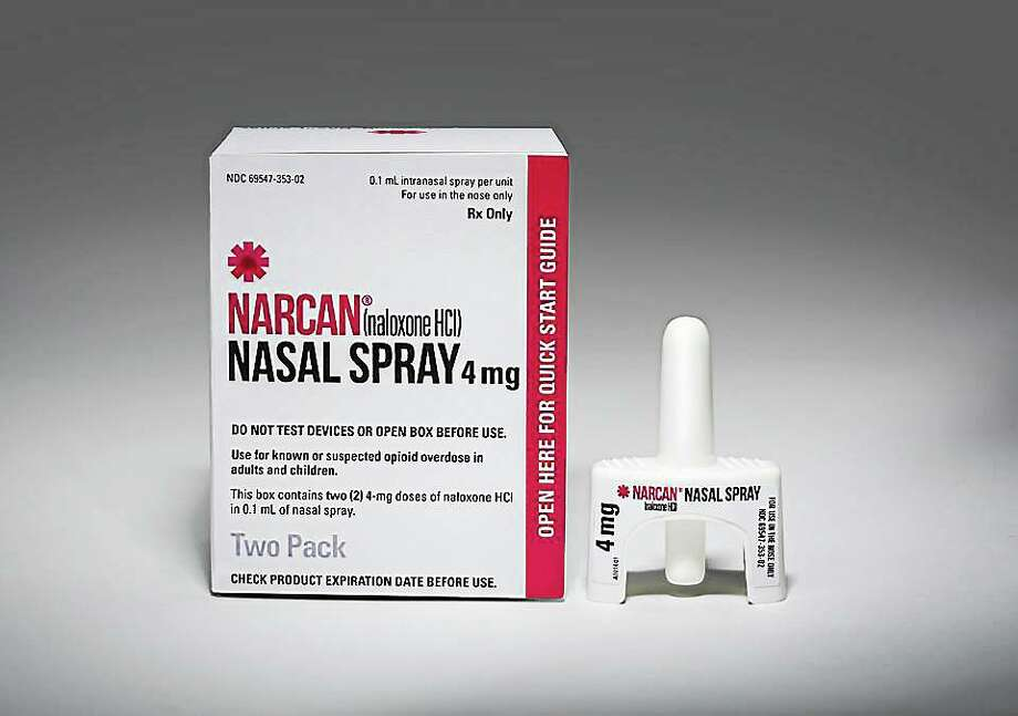 The anti-overdose medication Narcan. Photo: Contributed Photo