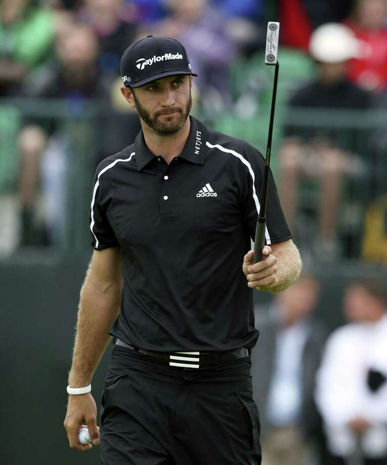 Golfer Dustin Johnson says in a magazine interview that cocaine is not the reason he chose to sit out the last six months to get his life in order. Photo: Jon Super — The Associated Press File Photo  / AP