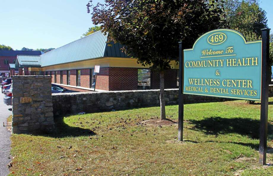 The Community Health and Wellness Center on Migeon Street in Torrington. Photo: Register Citizen File Photo