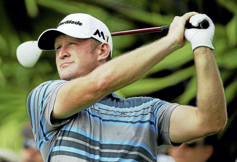 Golfer Jamie Donaldson. Photo: Mark Baker — The Associated Press  / AP