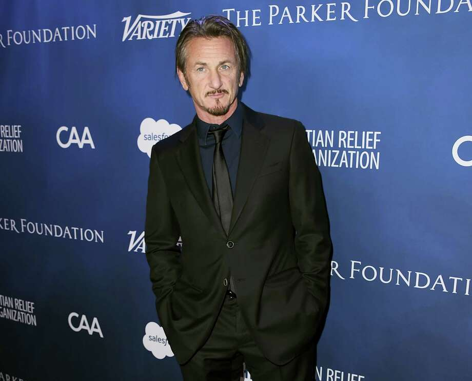 In this Jan.  9, 2016 file photo, Sean Penn arrives at the 5th Annual Sean Penn & Friends HELP HAITI HOME Gala Benefiting at the Montage Hotel on  in Beverly Hills, Calif. Photo: Photo By Jordan Strauss/Invision/AP, File  / Invision