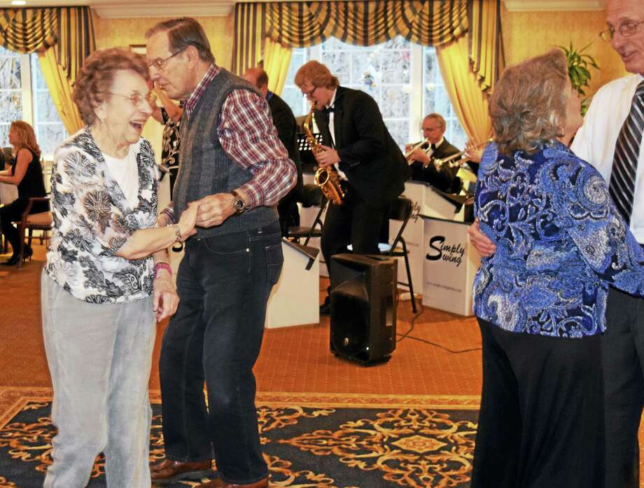 """Rev. Robert Tucker reminds readers """"how precious life is"""" in his latest column. """"The flow of love from one person to another is a necessary constitution of conscious life from the start, as we dance and share together,"""" he writes.  Pictured: Residents at Brandywine Senior Living at Litchfield hosted an annual Snowball event to bring about cheer during the winter. Photo: Contributed Photo"""