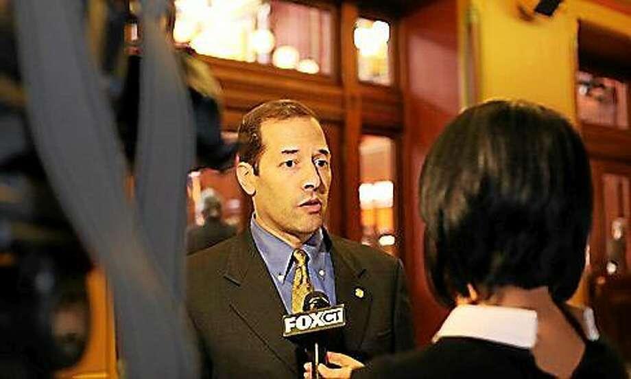 Rep. Andrew Fleischmann, D-West Hartford. Photo: CTNewsJunkie