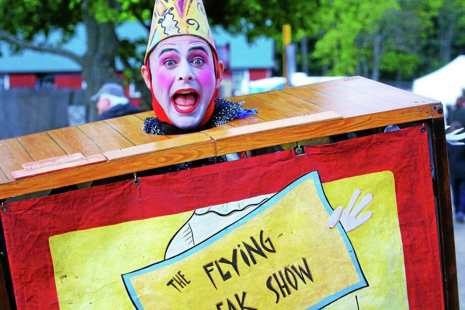CONTRIBUTED PHOTO — ERIC TETREAULT Entertainment for all ages will be found at the Robin Hood Springtime Festival. Photo: Journal Register Co.