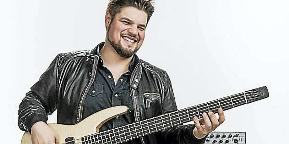 Contributed photoJazz guitarist Marcos Varela. Photo: Journal Register Co.