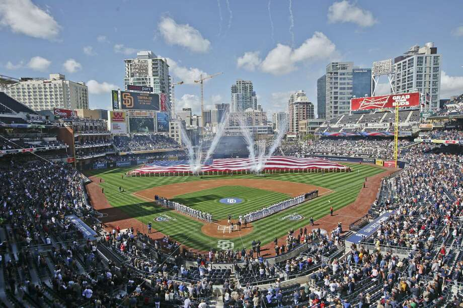 San Diego's Petco Park will host the All-Star Game in 2016. Photo: Lenny Ignelzi — The Associated Press File Photo  / AP