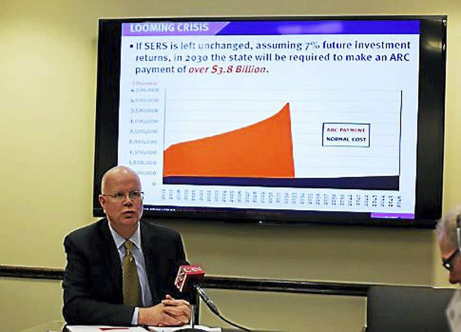 State Comptroller Kevin Lembo Photo: Christine Stuart — Ctnewsjunkie.com