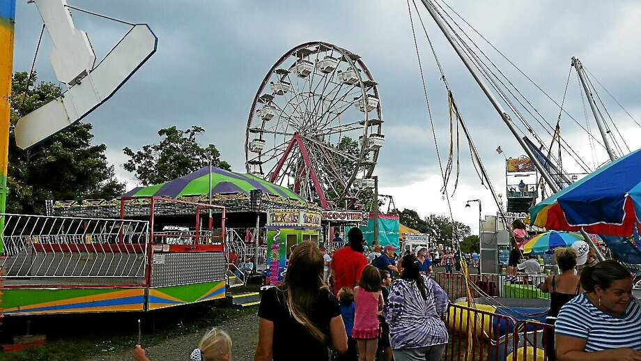 The Bethlehem Fair celebrated its 91st year this weekend at the Bethlehem Fairgrounds at 384 Main St. North in Bethlehem, attracting an estimated 35,000 visitors on Saturday. Organizers expected a total of 60,000 visitors over the three days, depending on the weather. Photo: N.F. Ambery — Register Citizen