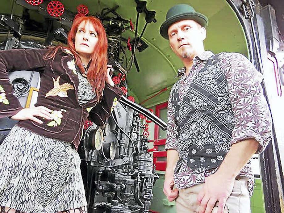 Frenchy and the Punk will perform at the Steampunk Festival. Photo: Contributed