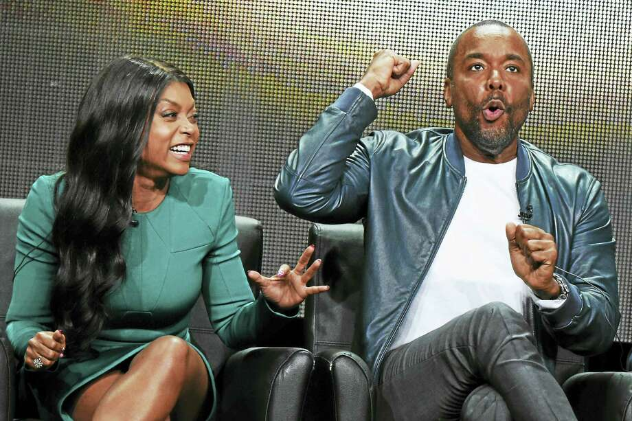 """Actress Taraji P. Henson, left, and creator/ writer/executive producer Lee Daniels participates in """"Empire"""" panel at the Fox Television Critics Association Summer Tour at the Beverly Hilton Hotel on Aug. 6, 2015 in Beverly Hills, Calif. Photo: Photo By Richard Shotwell/Invision/AP  / Invision"""