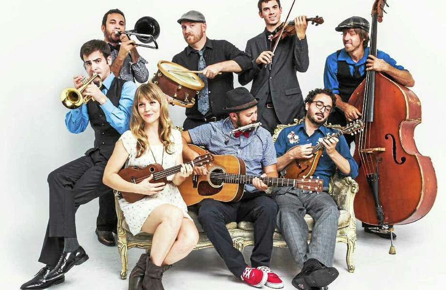 Submitted photo Dustbowl Revival will perform at The Kate in Old Saybrook on Jan. 21. Photo: Journal Register Co.