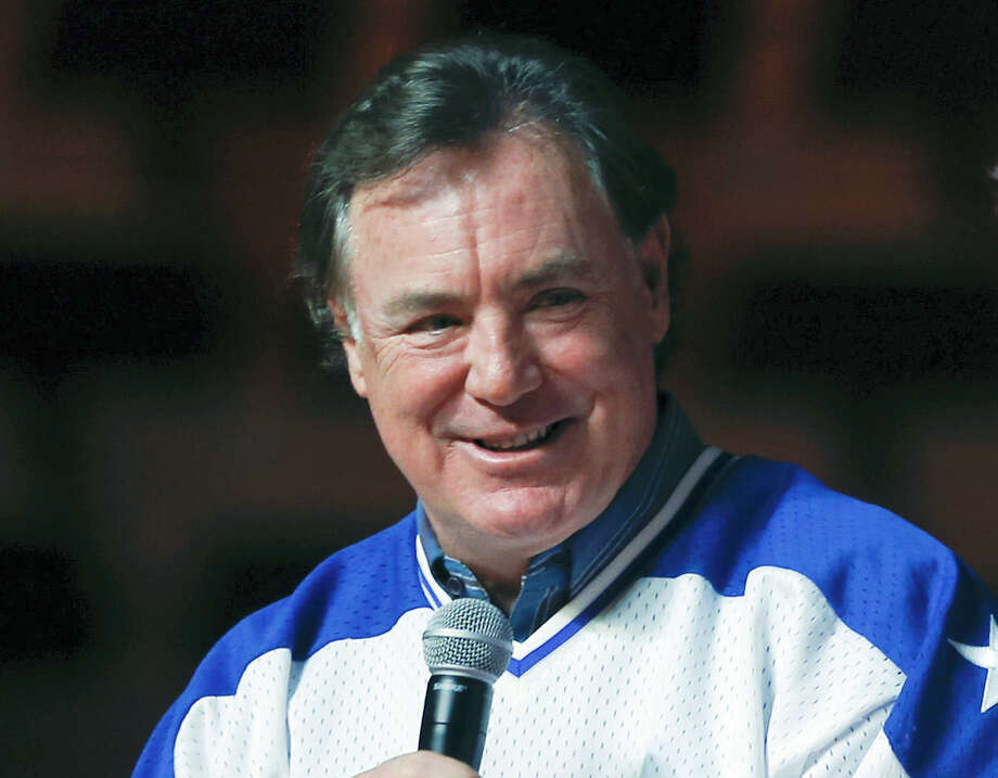 Jim Craig will be auctioning off his gold medal from the 1980 Olympics. Photo: The Associated Press File Photo  / Copyright 2016 The Associated Press. All rights reserved. This material may not be published, broadcast, rewritten or redistribu