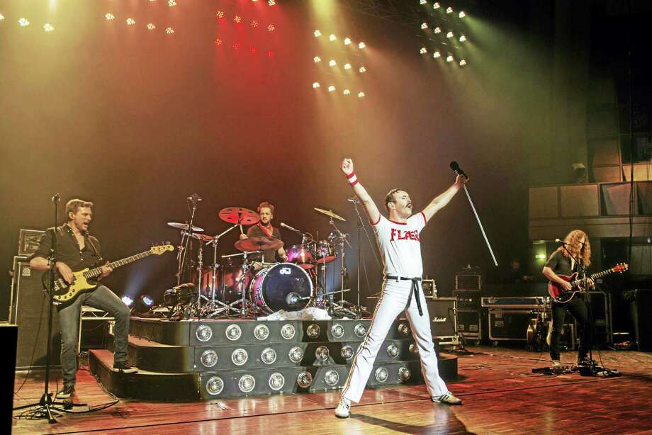 Photos courtesy of Alissa Behn, Peter Van Bulck & Ralph Stickdorn Gary Mullen & The Works, who perform One Night of Queen around the world, will be at the Warner Theatre April 13. Photo: Journal Register Co.