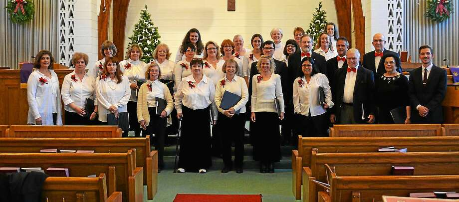 "Contributed photo  Connecticut Yankee Chorale will present ""Springtime in Vienna"" at Center Congregational Church, 155 Main Street, Torrington on Sunday, May 17 at 3 p.m. Photo: Journal Register Co."