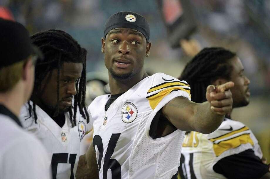 Pittsburgh Steelers running back Le'Veon Bell is one of the key players who will be under suspension for the start of the NFL season. Photo: Phelan M. Ebenhack — The Associated Press File Photo  / FR121174 AP