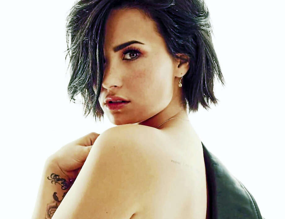 """Contributed photo Singers Demi Lovato and Nick Jonas will co-headline a performance at the Mohegan Sun Arena on Wednesday night July 6. Demi is  touring in support of her new album, """"Confident"""". For tickets or more information on this upcoming show, call 888-226-7711 or visit www.mohegansun.com Photo: Journal Register Co."""