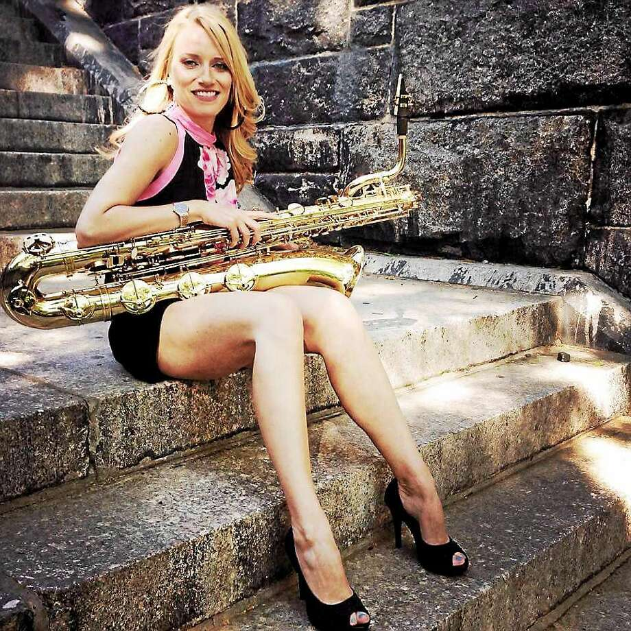 Contributed photo The Lauren Sevian Trio plays the Poli Club at the Palace in Waterbury Saturday, Sept. 11. Photo: Journal Register Co.