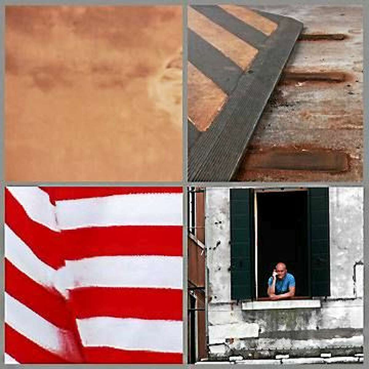 Gene Gort, Venetian, an installation, video stills and archival prints, size variable, 2013-15