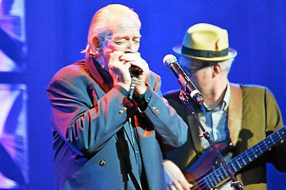 Photo by Domenic Forcella Charlie Musselwhite plays Infinity Music Hall Hartford on Friday, May 15. Photo: Journal Register Co.