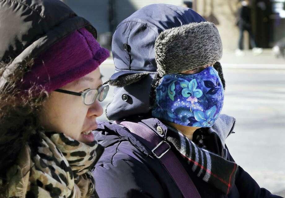 (AP Photo/Mark Lennihan) Photo: AP / AP
