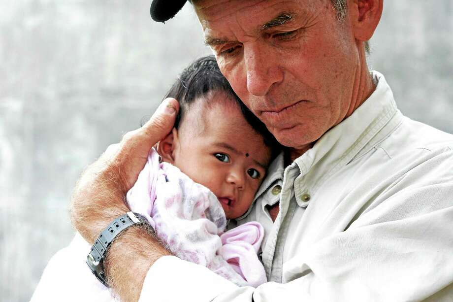 Contributed photos Michael Hess and Hope. Photo: Journal Register Co.