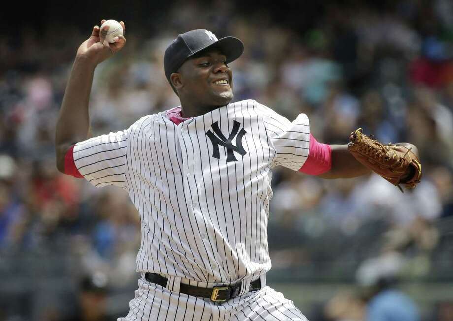 Yankees starting pitcher Michael Pineda struck out 16 in a win over the Orioles on Sunday. Photo: Seth Wenig — The Associated Press  / AP