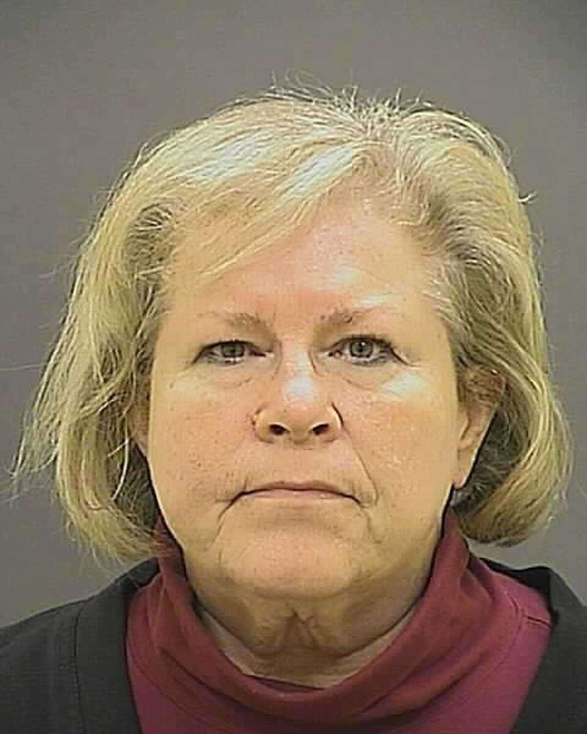 This photo provided by the Baltimore Police Department shows Bishop Heather Cook. Maryland's second-highest ranking Episcopal leader and the first female bishop in her diocese was charged with drunken driving and manslaughter after fatally striking a cyclist in late December. Cook, 58, turned herself in to authorities Friday, Jan. 9, 2015, according to her attorney, David Irwin. Online court records show Cook's bail was set at $2.5 million. A trial is scheduled for Feb. 6. (AP Photo/ Baltimore Police Department)