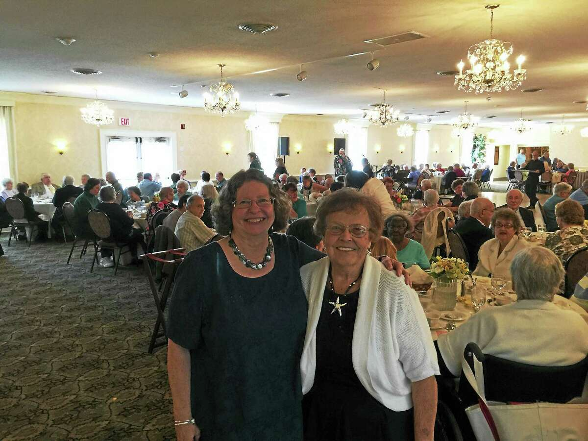 The Winsted Senior Center community celebrated its 50th anniversary Friday at and event in Torrington.