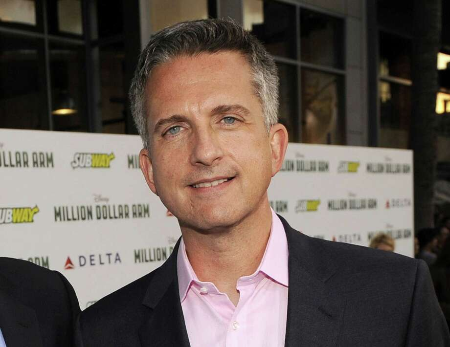 ESPN says that it is parting ways with Bill Simmons, one of its top personalities who created the Grantland website and was instrumental in the network's documentary series. Network president John Skipper said Friday that he decided not to renew Simmons' contract. Photo: Chris Pizzello — The Associated Press File Photo  / Invision