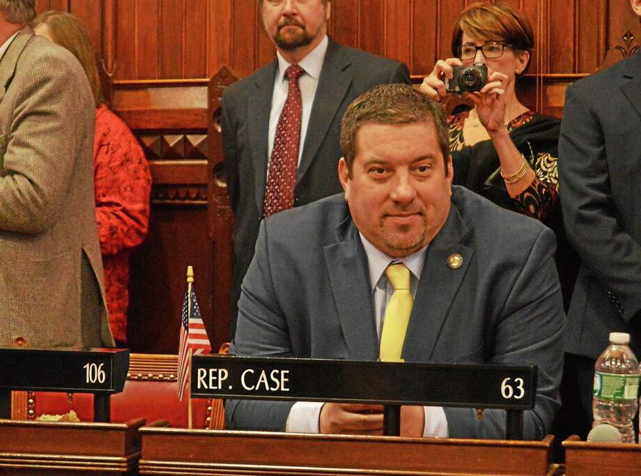 State Rep. Jay Case, R-63, is a fiscally conservative Winsted native who represents his hometown along with Goshen, Torrington and Colebrook. Photo: Contributed Photo