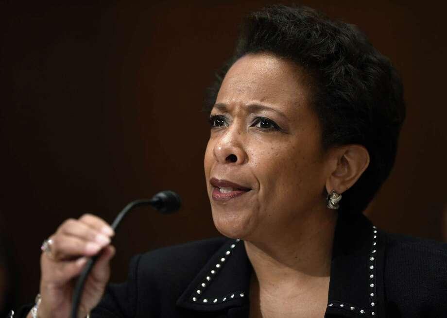 Attorney General Loretta Lynch. Photo: Associated Press  / AP