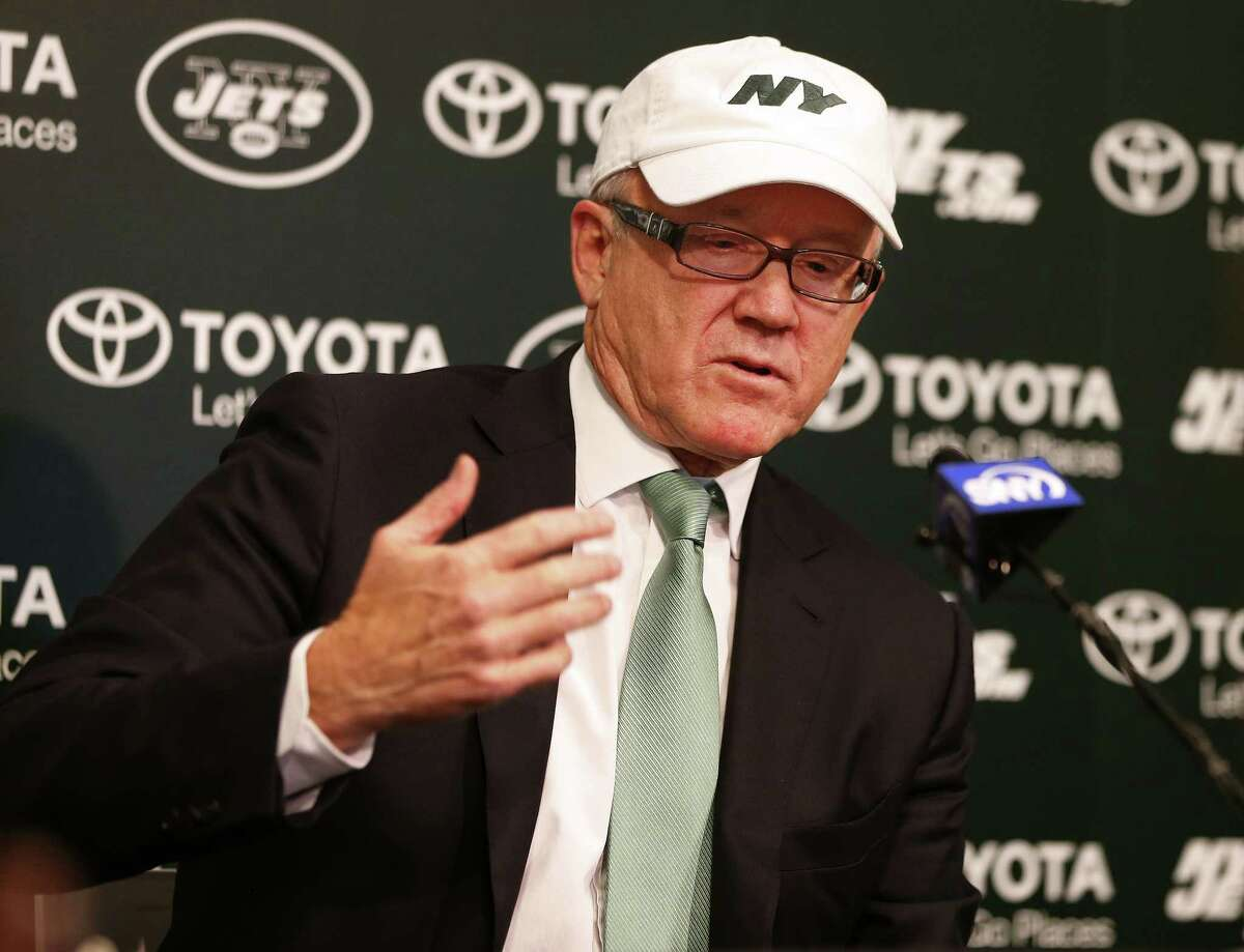 New York Jets owner Woody Johnson is still searching for his next general manager and head coach.