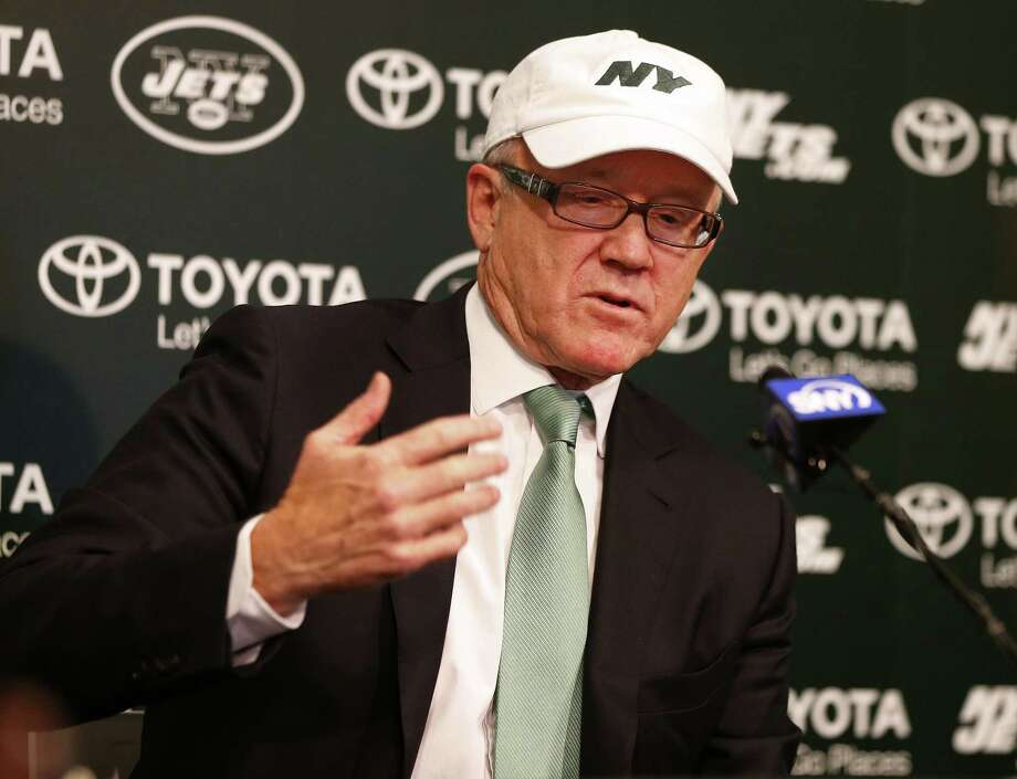 New York Jets owner Woody Johnson is still searching for his next general manager and head coach. Photo: Rich Schultz — The Associated Press  / FR27227 AP