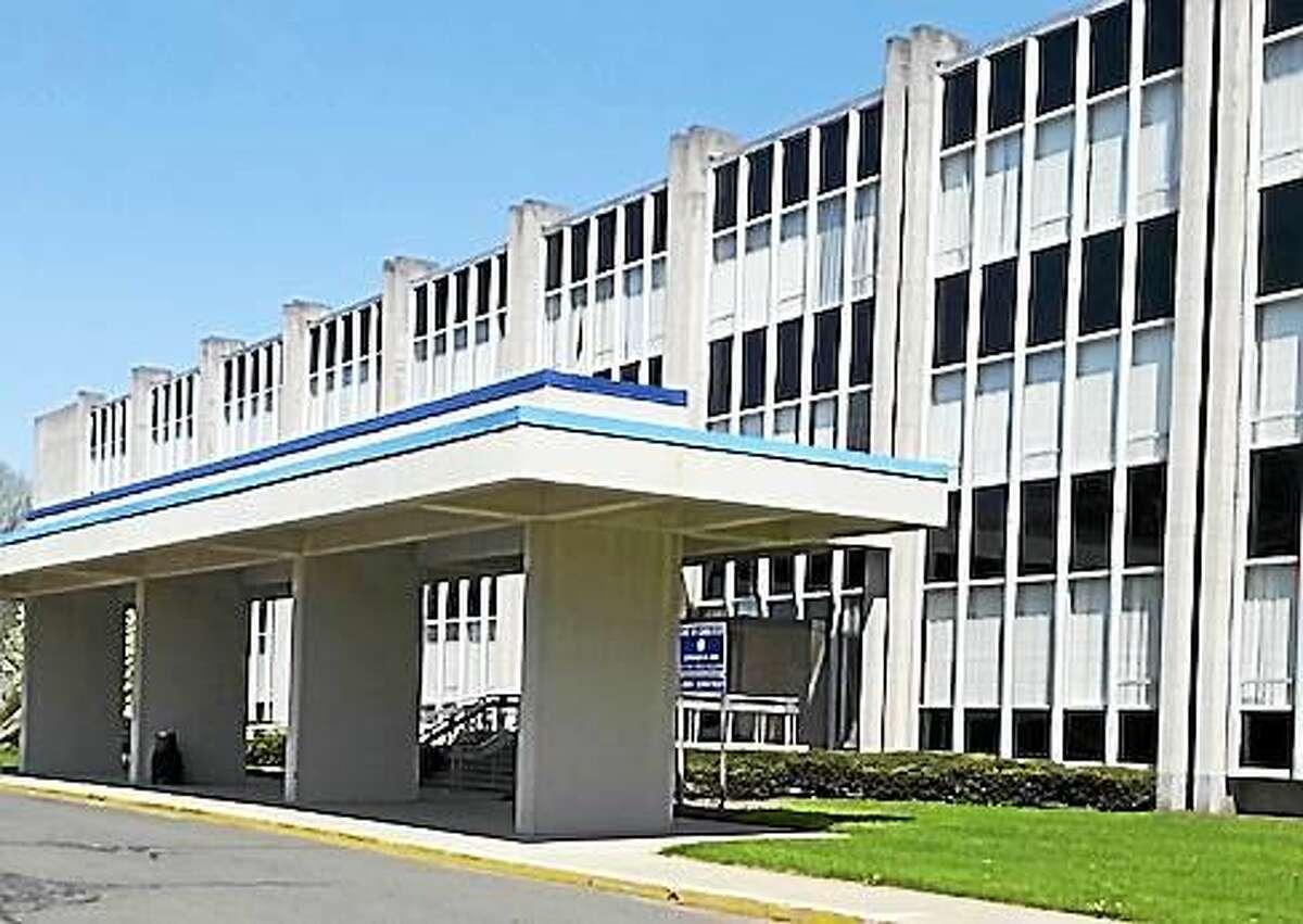 Connecticut Labor Department building