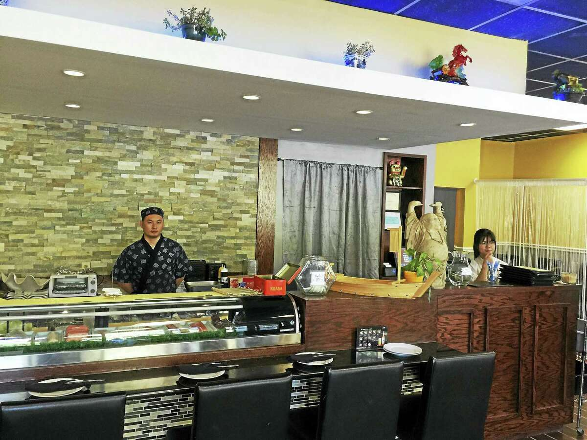 707 Asian Fusion, a new restaurant in Torrington, opened to patrons last week.
