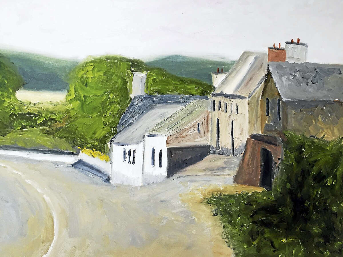 Contributed photoBend in the Road, Donegal, by Jane Ducharme Hoben.