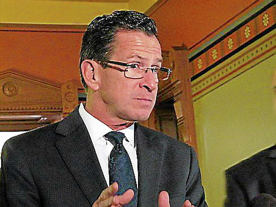 Gov. Dannel P. Malloy Photo: Journal Register Co.