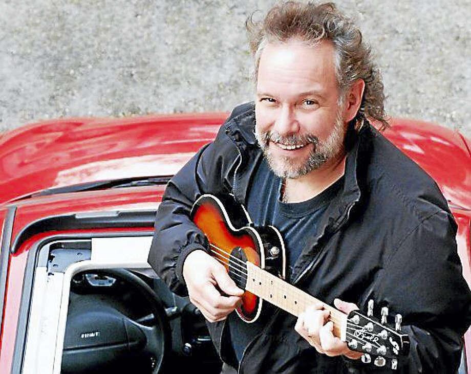 Contributed photoFolk singer John Gorka plays at Bridge Street Live in Collinsville on Saturday, Sept. 17. Photo: Journal Register Co.