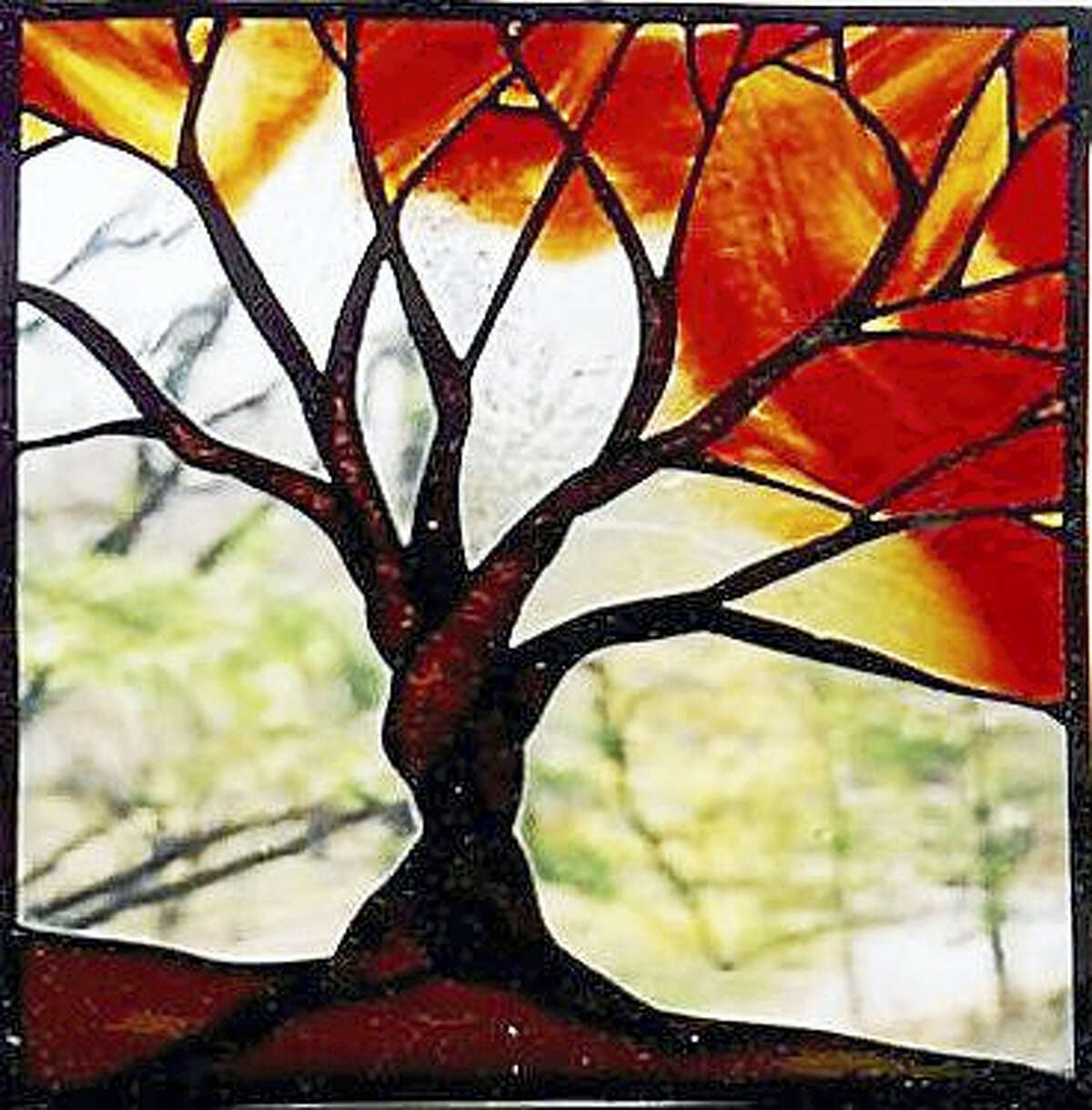 Image courtesy of http://www.autumnlightstudio.com/Home.htmlA juried stained glass art show at Autumn Light Studio and Gallery in New Hartford opens Sept. 17 in New Hartford.