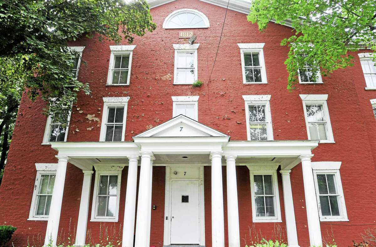 The former Litchfield jail, located at 7 North St., was sold to a local developer.
