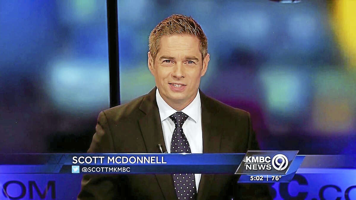 Scottymactv.com Scott McDonnell in a screen grab from his time in Kansas City.