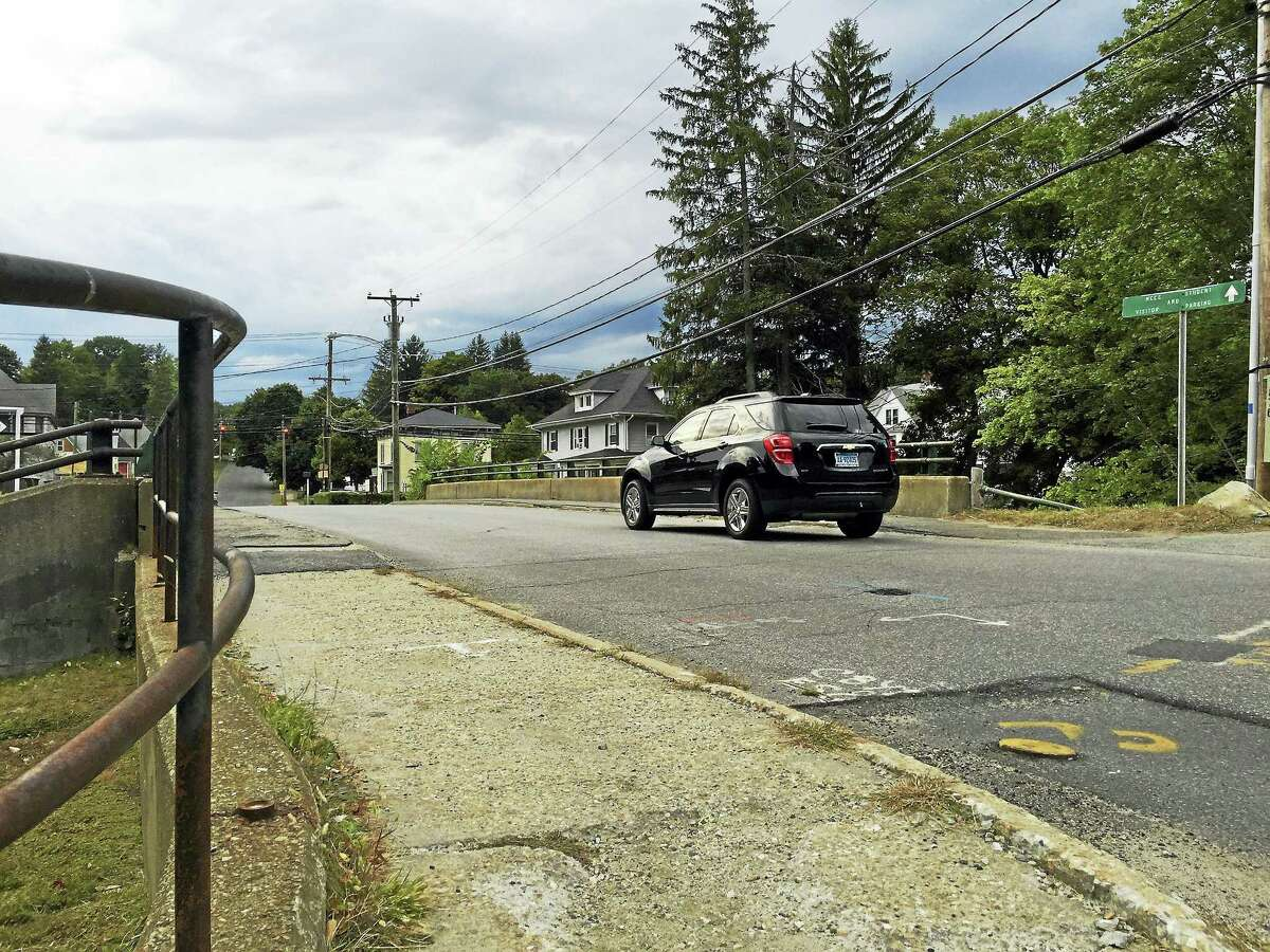The bridge on Holabird Avenue in Winsted is set to be replaced, beginning Sept. 19.