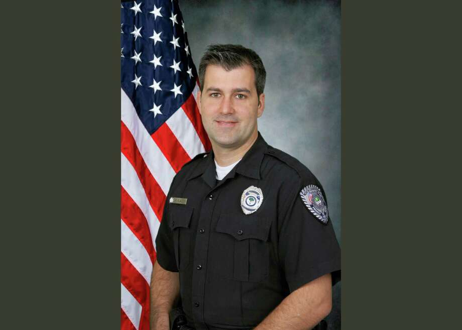 City Patrolman Michael Thomas Slager. Slager has been charged with murder in the shooting death of a black motorist after a traffic stop. Photo: AP Photo — North Charleston Police Department  / North Charleston Police Department
