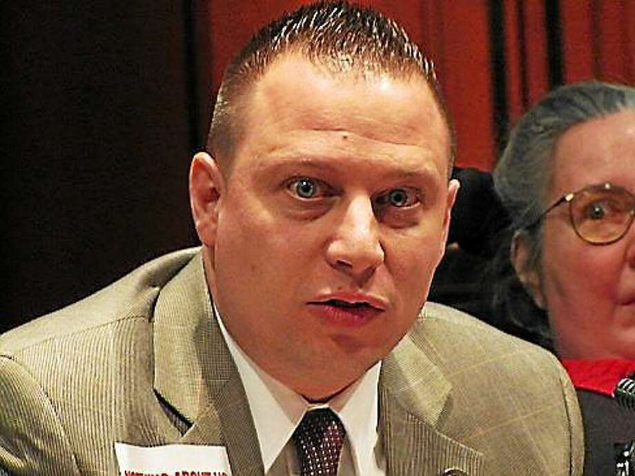 Rep. Rob Sampson, R-Wolcott Photo: CTNJ File Photo