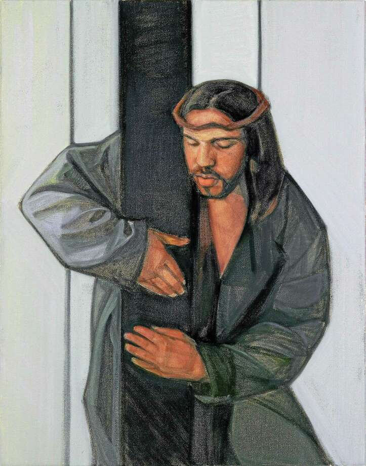 Contributed photo The Marie Louise Trichet Art Gallery at Wisdom House will open a new exhibit, ìEmbracing Transformation: The Journey and the Crossî by Janet McKenzie on Saturday, Jan. 10 from 3-5 p.m. Photo: Journal Register Co.