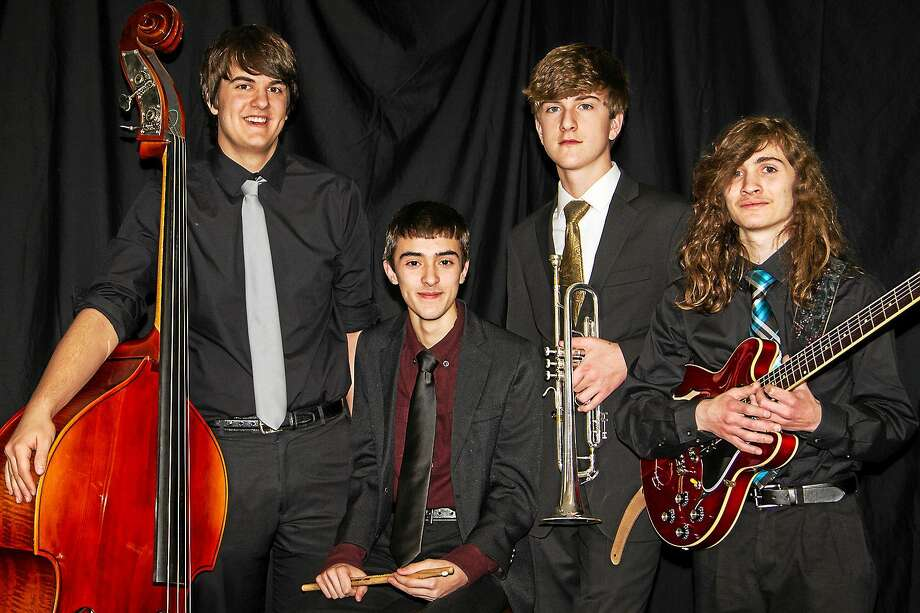 Contributed photo Torrington High School's jazz combo. Photo: Journal Register Co. / 2013
