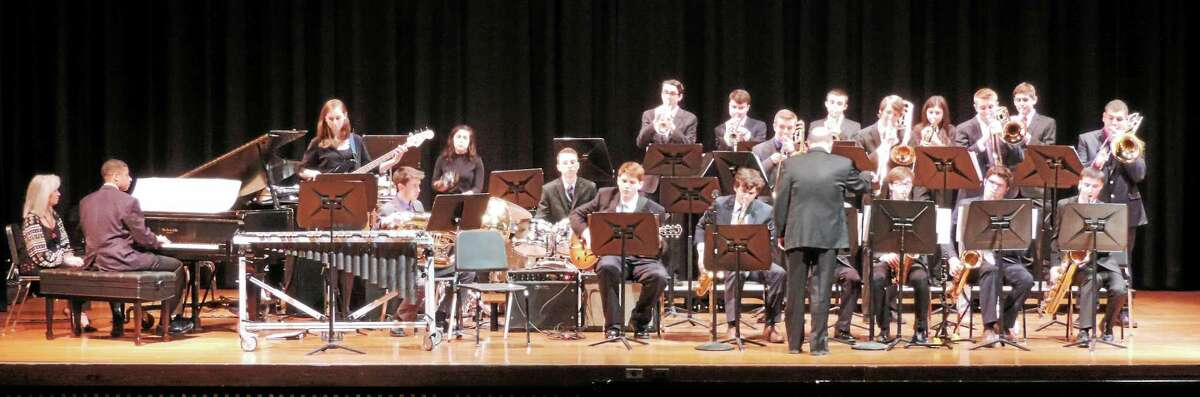Contributed photo The Thomaston Jazz Orchestra, under the direction of Jim Luurtsema, performs standard charts from Big Band classics through today's contemporary artists with a professional sound and energetic vibe.