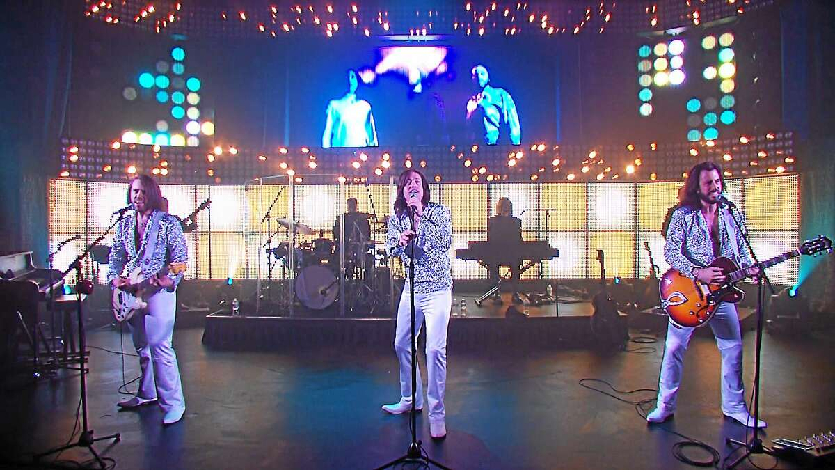 """Contributed photos A celebration of one of the most influential and famous musical groups of all time, the new HYPERLINK """"http://www.abgshow.com""""Australian Bee Gees Show keeps the legendary music of the Gibb brothers """"Stayin' Alive"""" with a special one night only performance at the HYPERLINK """"http://www.palacetheaterct.org""""Palace Theater in Waterbury on Tuesday, Feb. 3, at 7:30 p.m."""