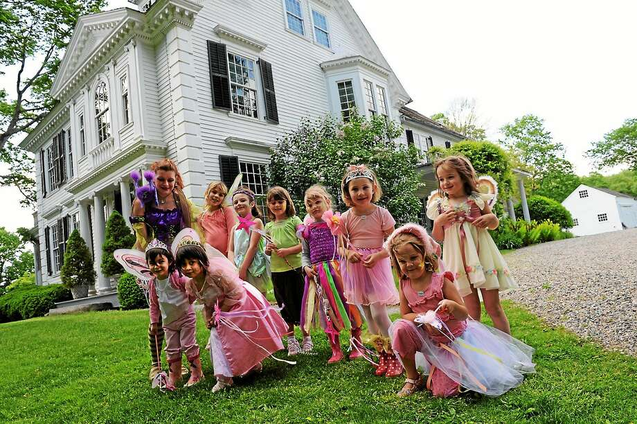 Contributed photo The annual Fairy Festival is returning to Bellamy-Ferriday House in Bethlehem in May. Photo: Journal Register Co.